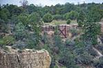 0816 Grand Canyon National Park - Abandoned uranium mine on south rim