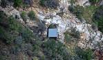 0815a Grand Canyon National Park - Abandoned uranium mine on south rim